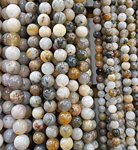 Round Natural Stone India  Beads   4mm,6mm,8mm,10mm,12mm