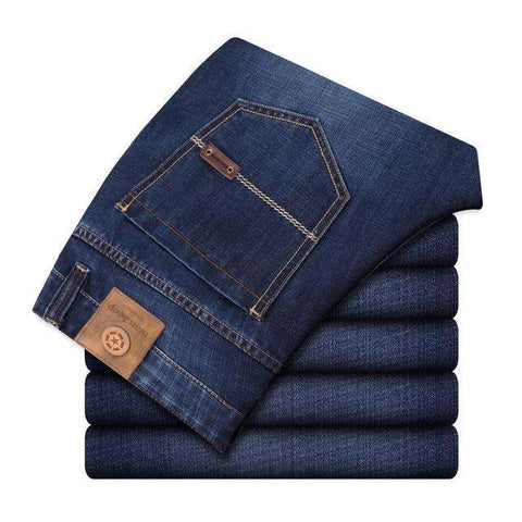 Pep Your Style With Nianjeep Casual Denim Jeans
