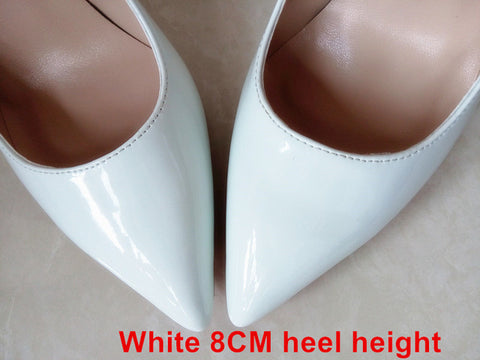 Bridal Shoes with Black Heels for Women