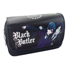 Image of Anime Black Butler Style Cosmetic Pouch Wallet