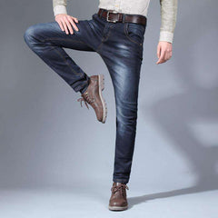 Shape The Look With Magical Airgracias Classic Straight Mens Jeans