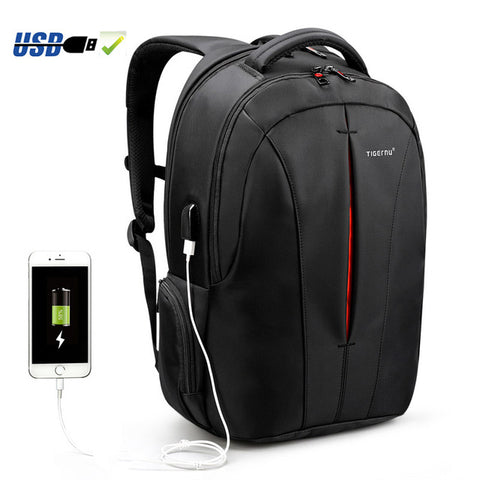 2017 Tigernu Brand Women Backpack Student College School Bags Waterproof  Backpack Men Rucksack Mochila Laptop Bag Backpack - Coolmart.us