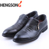 Image of 6 Styles Mens Dress Shoes High Quality Business Shoes For Men Shoes Pointed Toe Slip-on Men Wedding Shoes Flats Plus Size 38-46 - Coolmart.us