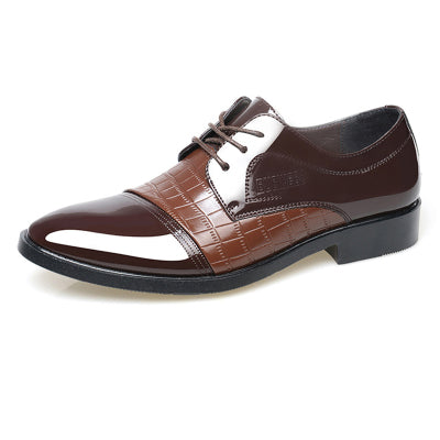 Mens High Quality Business Dress Shoes For Men with Plus Sizes 38-46 available