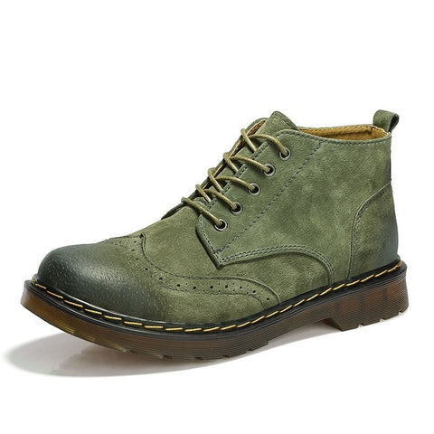 Ankle Boots Fashion Spring/Autumn Men's shoes