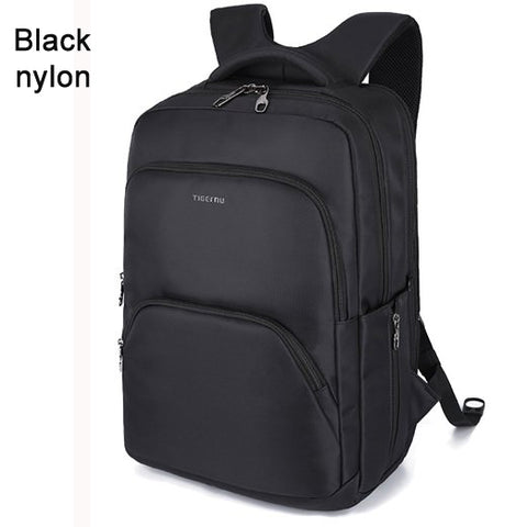 Tigernu Waterproof Large Capacity 17 Inch Man Backpack Laptop Bag Black Backpack for Women School Bags Mochila Masculina