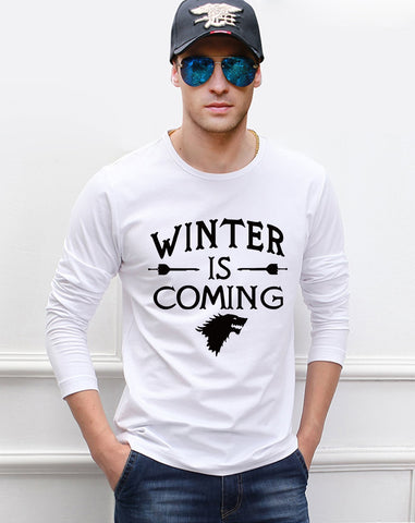 Game of Thrones men's long sleeve T-shirt