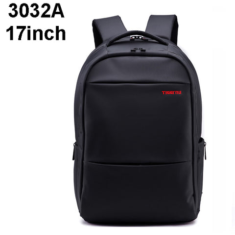 Tigernu Large Capacity College Backpack Good for 15.6  to 17 Inch Laptop