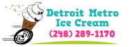 Detroit Metro Ice Cream