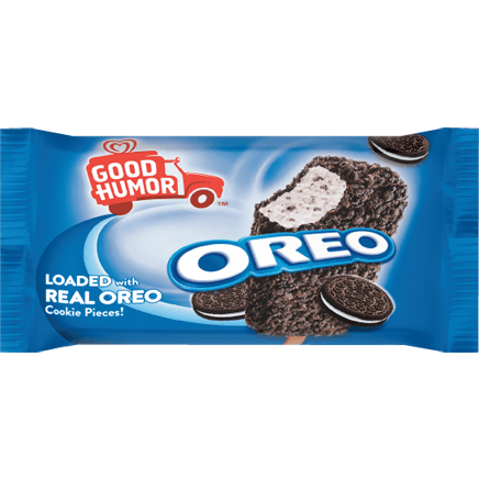 Good Humor OREO Desert Bar 24ct ($28.50/Box) - Detroit Metro Ice Cream