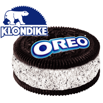 Klondike Oreo Cookie Sandwich 24 Count($34.00/Box) - Detroit Metro Ice Cream