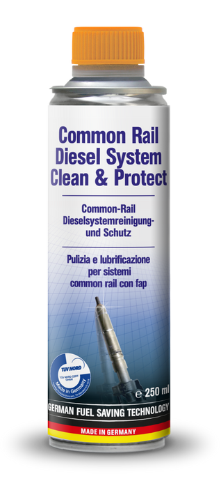 Autoprofi common rail diesel system clean lubricate & protect made in Germany