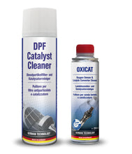 Catalytic converter cleaning kit, 2 steps kit high quality made in Germany