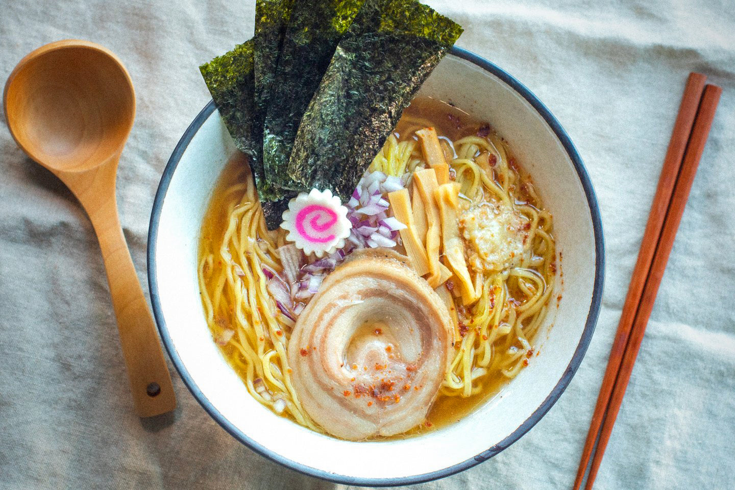 Garlic Butter Shio Ramen