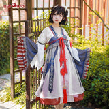 【Pre-sale】Uwowo Original Design The garden party Chinoiserie Lolita Dress Cosplay Costume