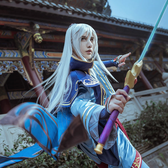 【Clearance sale】Game League of Legends / LOL Costume Enduring Sword Talon Cosplay Costume