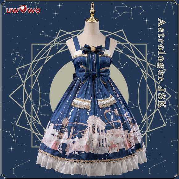Uwowo Original Design Astrologer JSK Lolita Costume Cute Dress