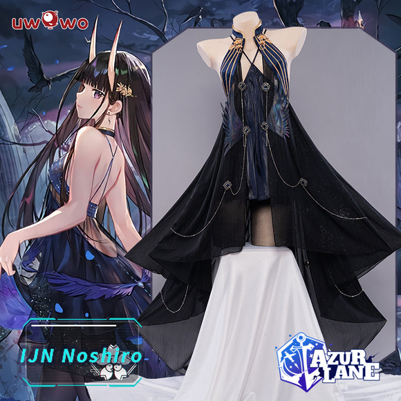 【Pre-Sale】Uwowo Game Azur Lane  IJN Noshiro Cosplay Costume Sexy Women Dress