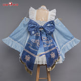 Uwowo Game Arknights Chen Cosplay Costume Cool Girl Uniform