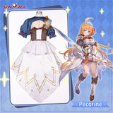 UWOWO Game Princess Connect! Re:Dive Pecoline/Pecorine Eustiana von Astraea Dress Cosplay Costume