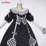 Uwowo Original Design Bubble Tea-Oreo Lolita Dress Cosplay Costume