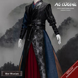 TV Series The Untamed Wei Wuxian Cosplay Costume Wei Ying Rivet Version
