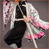 Uwowo Demon Slayer: Kimetsu no Yaiba Nichirin Blade Kochou Shinobu Personal Swords Demon Slaying Corps Cosplay Props