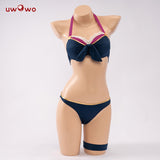 UWOWO Game Princess Connect! Re:Dive Kyaru Summer Swimsuit Cosplay Costume Momochi Kiruya Cute Swimsuit