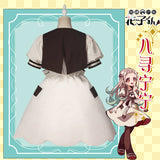UWOWO Toilet-Bound Hanako-kun/Jibaku Shounen Hanako-kun Yashiro Nene Cosplay Costume Cute Girls Dress