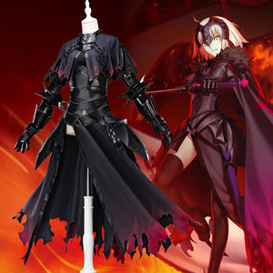 UWOWO Game Fate/Grand Order  Jeanne d'Arc Alter (J'Alter) Cosplay Women Girls Costume