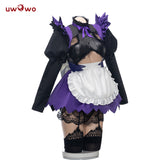 UWOWO Fate Grand Order/FGO Artoria Pendragon Alter(Lancer) Maid Uniform Cosplay Costume Sexy Dress