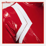 UWOWO Anime DARLING in the FRANXX Cosplay Costume Zero Two CODE:002 Bodysuit Plug suit Christmas gifts
