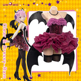 【Pre-sale】Uwowo Re:Zero Starting Life in Another World Clear & Dressy-Ram Cosplay Costume Cute Demon Cosplay Dress