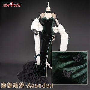 【Pre-sale】Game Onmyoji yys 魔都绮梦 Aoandon Doujin ver. Cosplay Costume