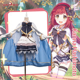 Uwowo Game Princess Connect! Re:Dive Kanna Hashimoto Cosplay Costume