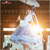 【Pre-sale】Uwowo Original Design Illusory dream Lolita Dress Cosplay Costume