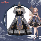 Uwowo Original Design Misty Garden Chinoiserie Lolita Dress Cosplay Costume