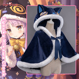 【Pre-sale】UWOWO Game Princess Connect! Re:Dive Kyouka Hikawa Halloween Card Cosplay Costume Cloak