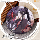 Anime Grandmaster of Demonic Cultivation / Mo Dao Zu Shi Creative Product Wei Wuxian Lan Wangji Badge