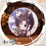 【Clearance sale】Anime Grandmaster of Demonic Cultivation / Mo Dao Zu Shi Creative Product Rabbit Ear Badge Wei Wuxian Lan Wangji Derivatives