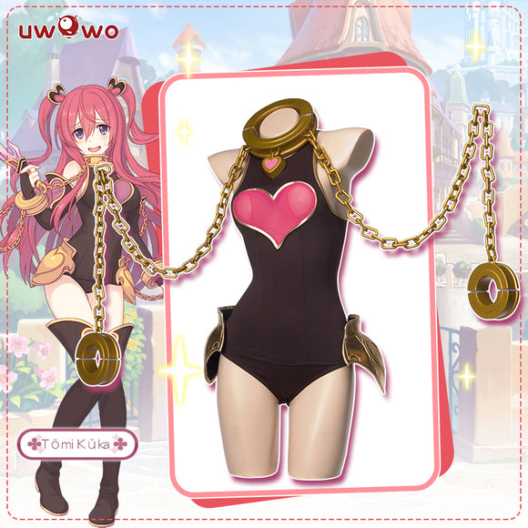 【Pre-sale】UWOWO Game Princess Connect! Re:Dive Kuuka Regular Cosplay Costume Kuuka Sexy Cosplay