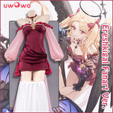 【Pre-sale】Uwowo Fate Grand Order/FGO Fanart ver. Ishtar & Ereshkigal Cosplay Costume Angel Ereshkigal Cosplay