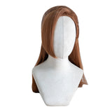Uwowo My Next Life as a Villainess: All Routes Lead to Doom! Catarina Claes/Katarina Claes Brown orange Wig 80cm long Hair Synthetic Heat Resistant Fiber