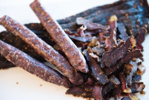 Combo Trio: 1/2kg of each: Biltong, Drywors & Chillibites