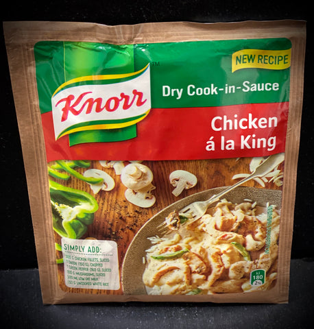Knorr Cook In Sauce: Chicken a la King 58g