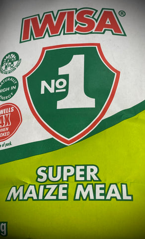 Iwisa Maize Meal 2.5kg