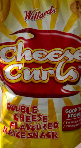 Cheese Curls Chips