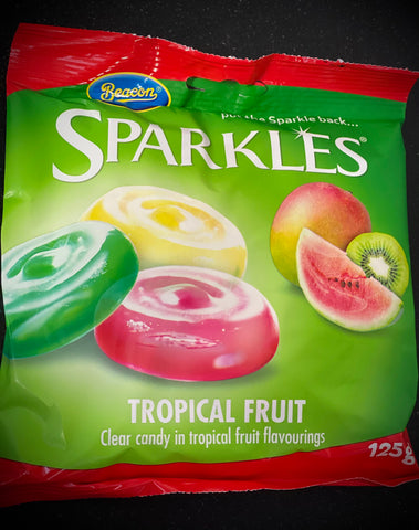 Sparkles Sweets - Tropical 125g