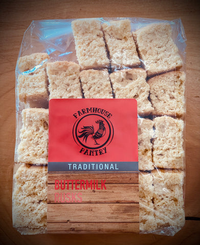 Farmhouse Pantry Buttermilk Rusks 500g