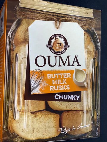 Ouma Rusks Buttermilk 500g - chunky